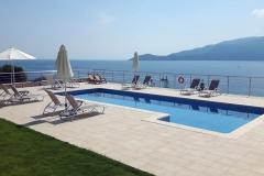 Verde e Mare Swimming pool in Kefalonia
