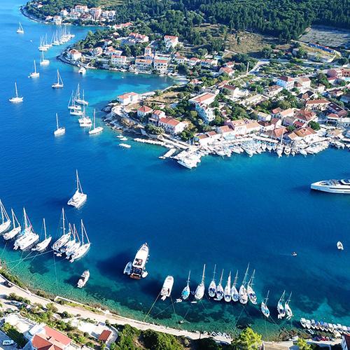 Mediterranean yacht charter Greece