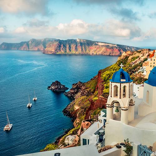 Mediterranean yacht charter Aeqean Islands