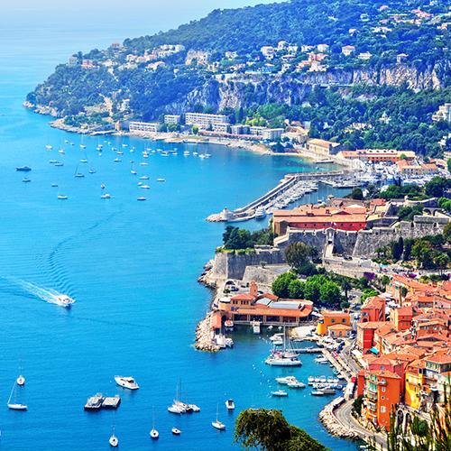 Mediterranean yacht charter French Riviera