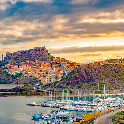 Mediterranean yacht charter Italy