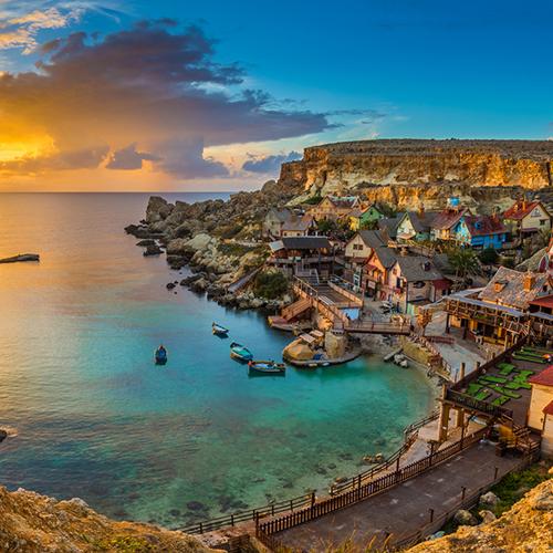 Mediterranean yacht charter Malta