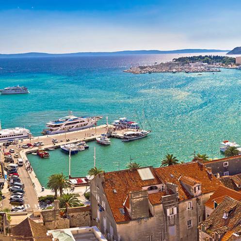 Mediterranean yacht charter Croatia