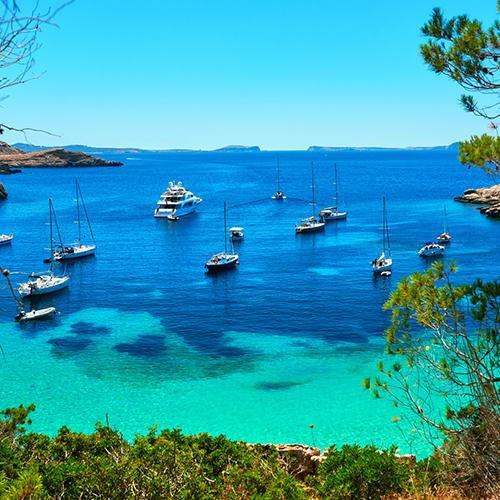 Mediterranean yacht charter Spain